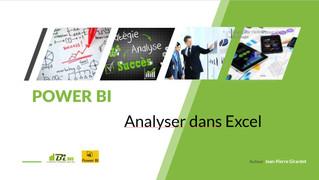 Power BI & Excel : Capitaliser sur vos modèles de données