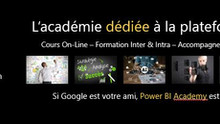 Welcome Power BI Academy