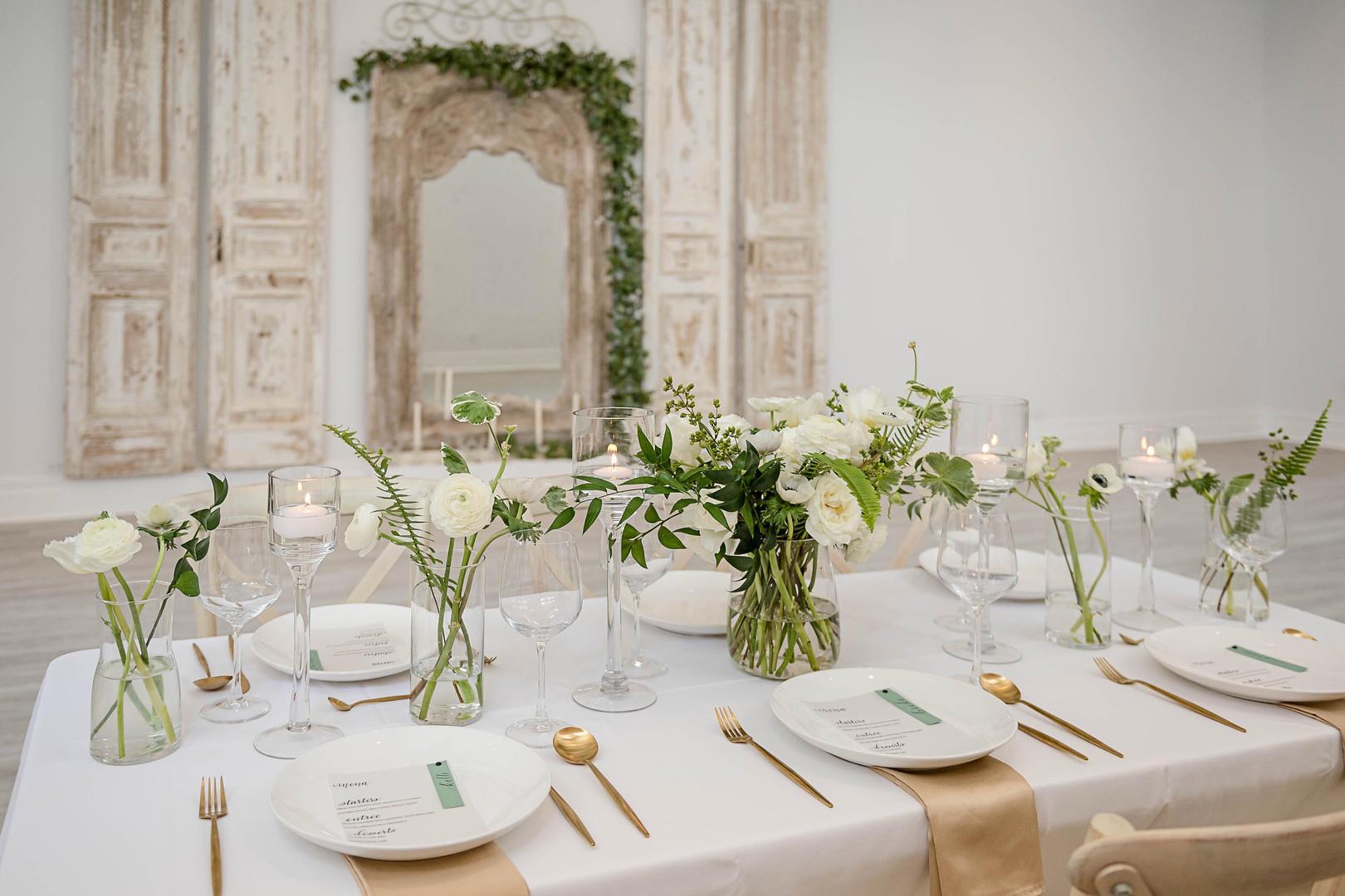 The French Soirée | Terrell Wedding Venue | Terrell Event Venue