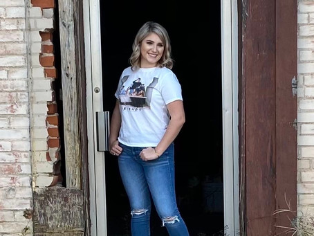 Welcome Marleigh to the Staff!