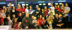 Heart Community Bowling Party