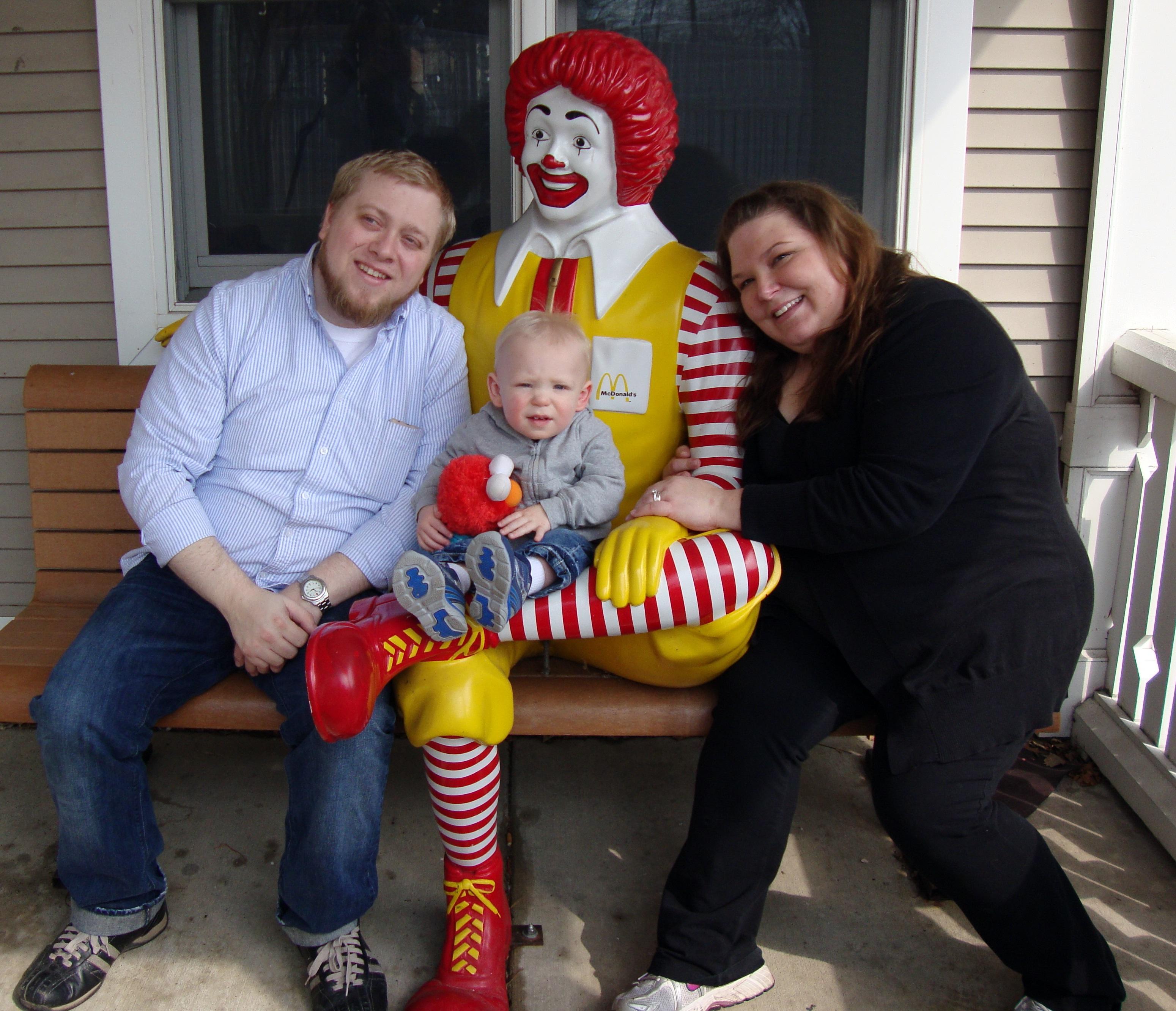 Ronald McDonald House Visit