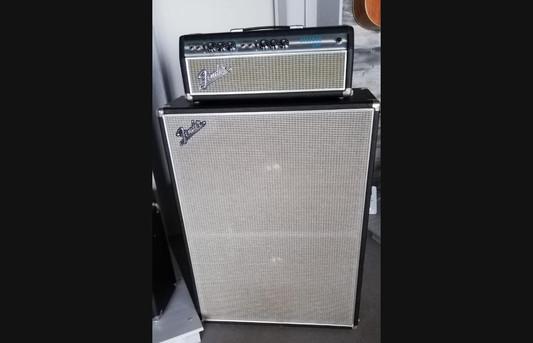 Fender Bassman Bj. 1969 USA