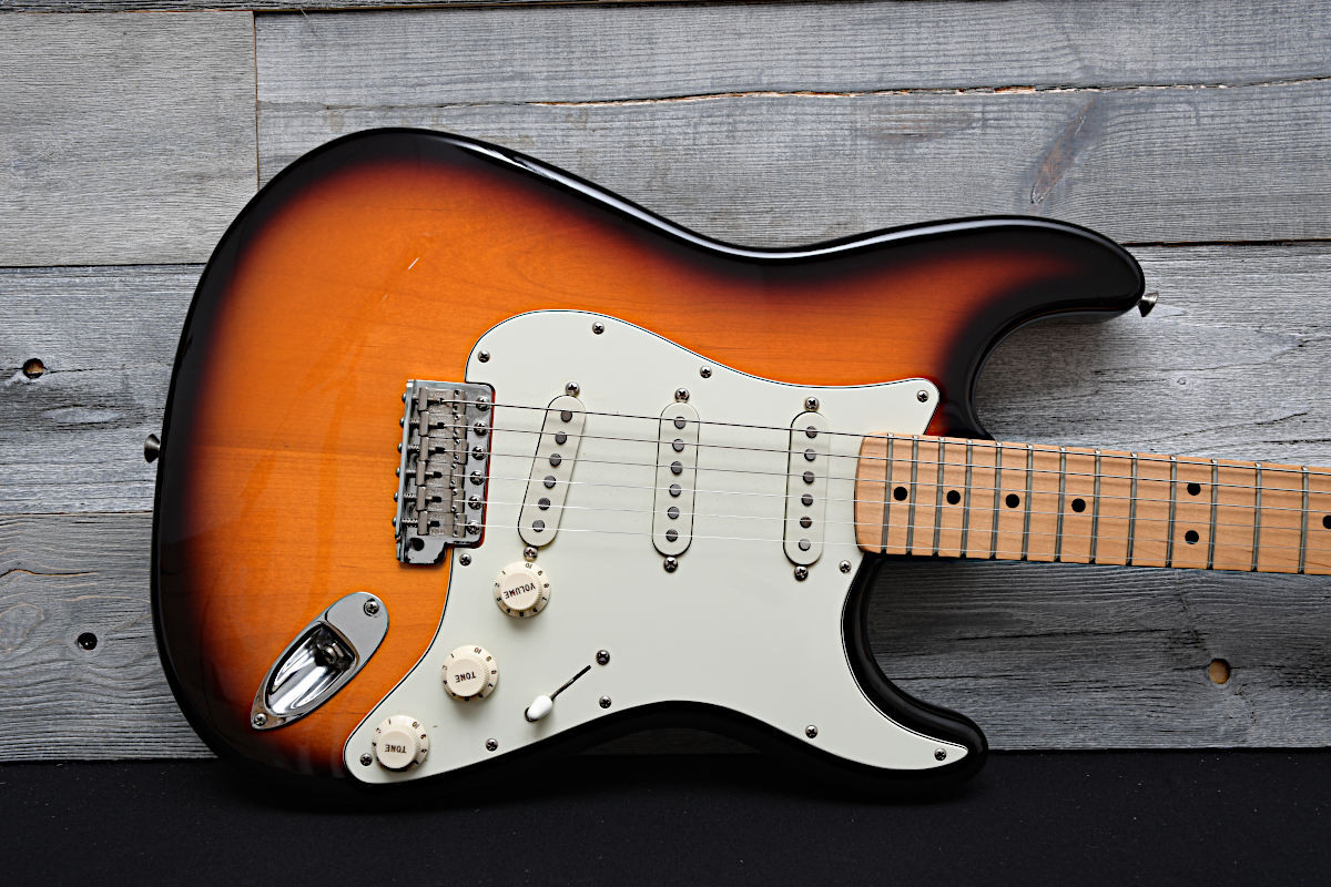 Fender Stratocaster California Series Bj.1997