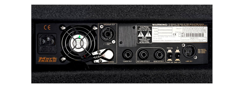 Markbass Mini CMD 121P LM