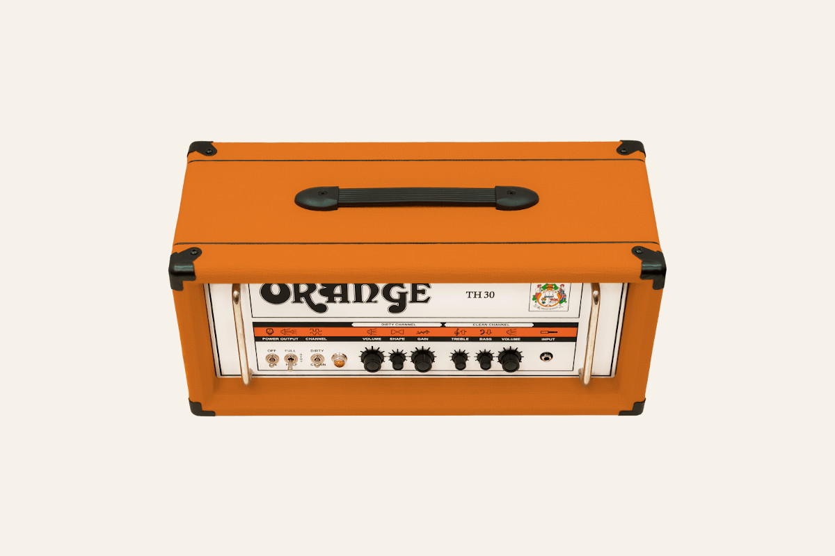 Orange-TH30H