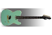 Slick SL50 Surf Green