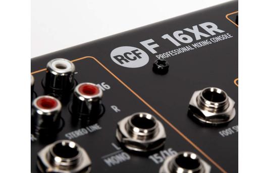 RCF F16 XR