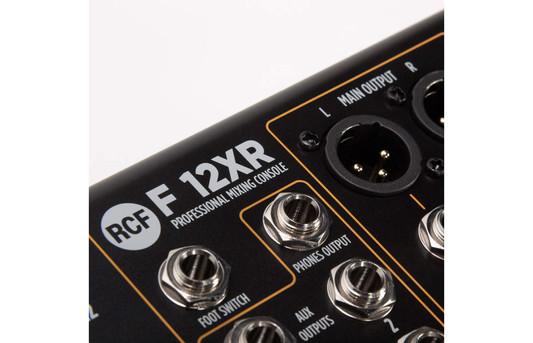 RCF F12 XR