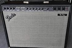 Fender The Twin Black Knob