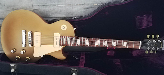 Gibson LP 60s Tribute Gold Top