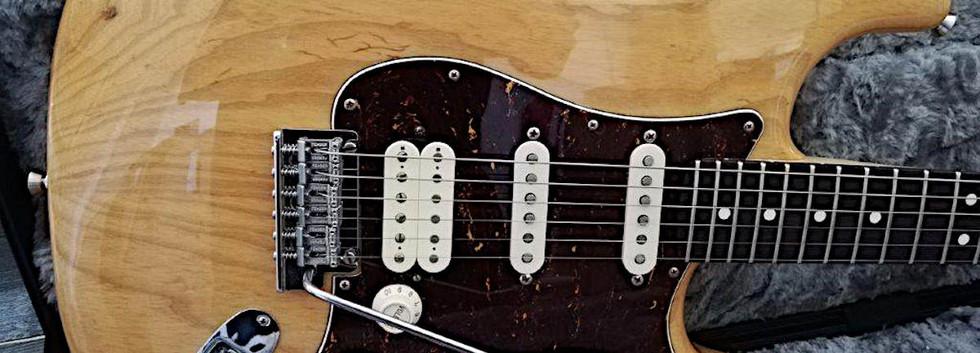 Fender Stratocaster Am Pro LTD Edition