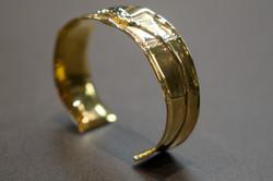 """""""CROSS OVER"""" bracelet"""