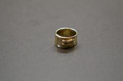 """""""TIGHT FINGER"""" ring"""