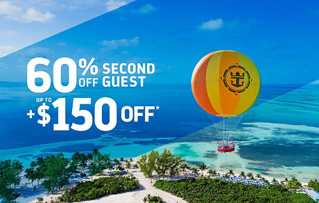 Royal Caribbean Cruise Savings Offer