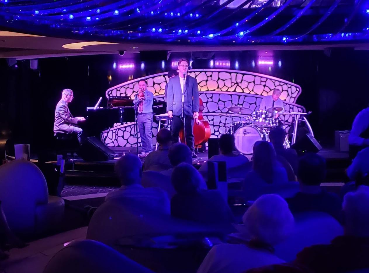 Mark Shane, Gordon Au, Dave Bennett and Charlie Silva.
