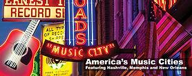 America's Music Cities Tour