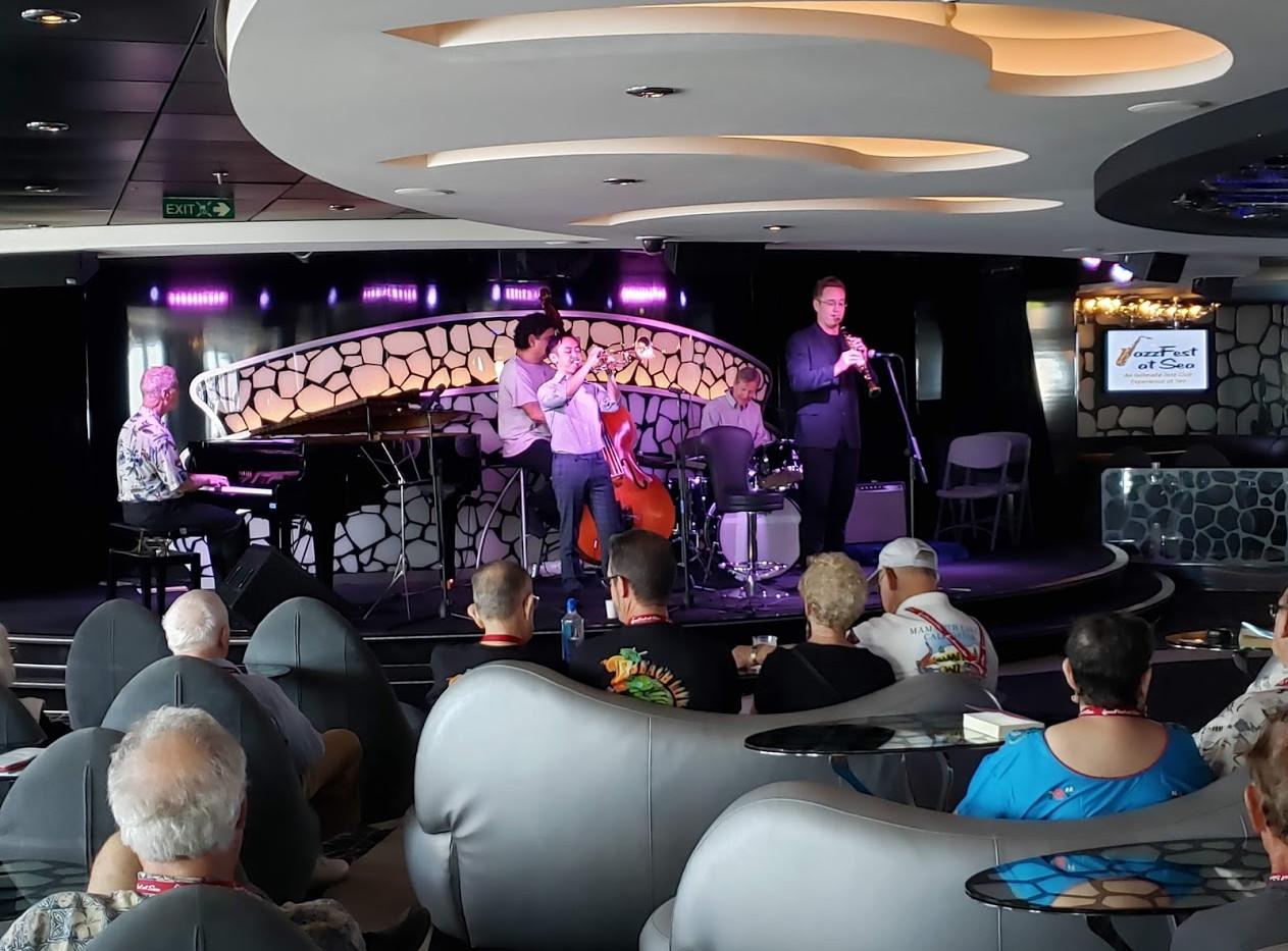Mark Shane, Charlie Silva, Gordon Au, Danny Coots and Dave Bennett.