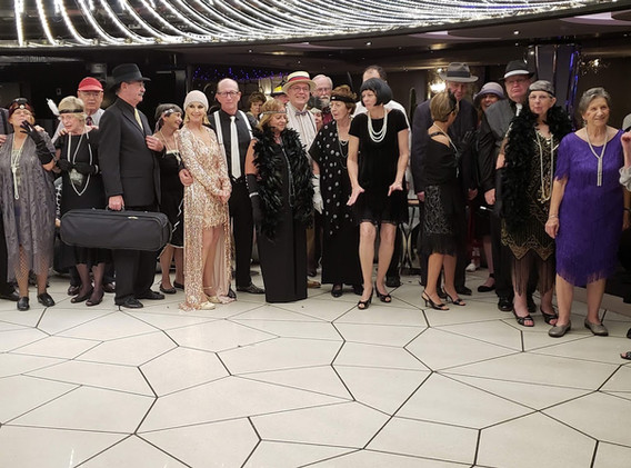 1920's Prohibition Theme Night
