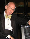 John Sheridan - a piano player for our jazz cruise.