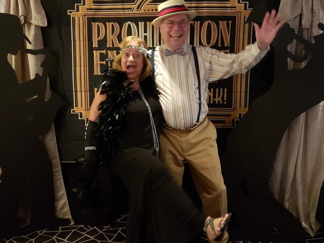 1920's Prohibition Theme Night