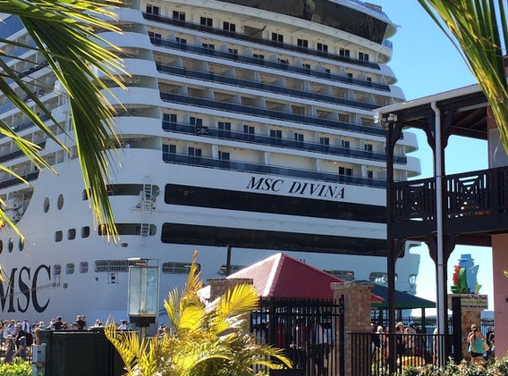 JazzFest at Sea 2019 Aboard MSC Divina