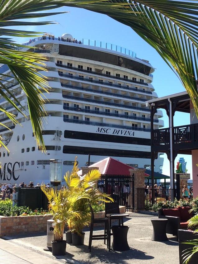 JazzFest at Sea 2019 Aboard MSC Divina