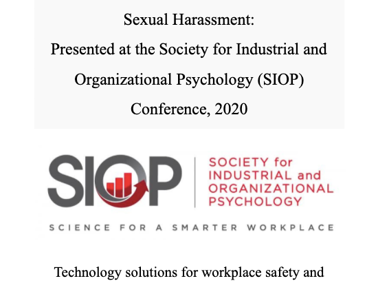 Whitepaper: Technology Solutions for Workplace Safety and Equitable Access to Justice
