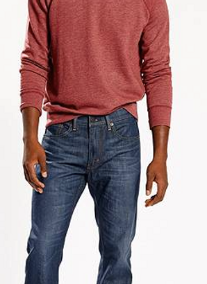 Levis Mens Stretch Denim