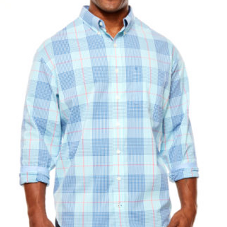 IZOD Mens Shirt