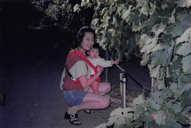 1999-Aug-in Napa Valley, CA