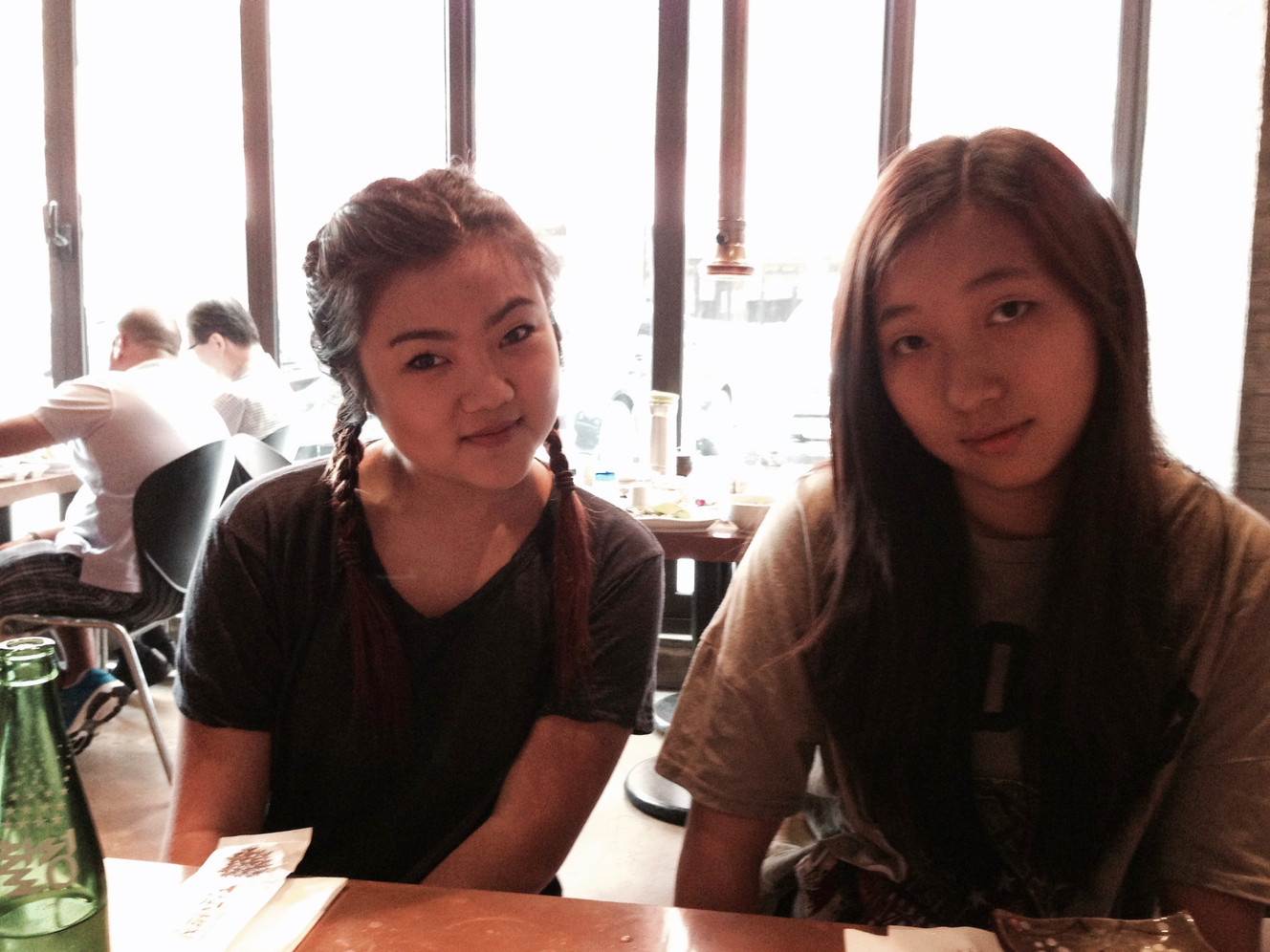 Late Lunch with these girls @ 이태원