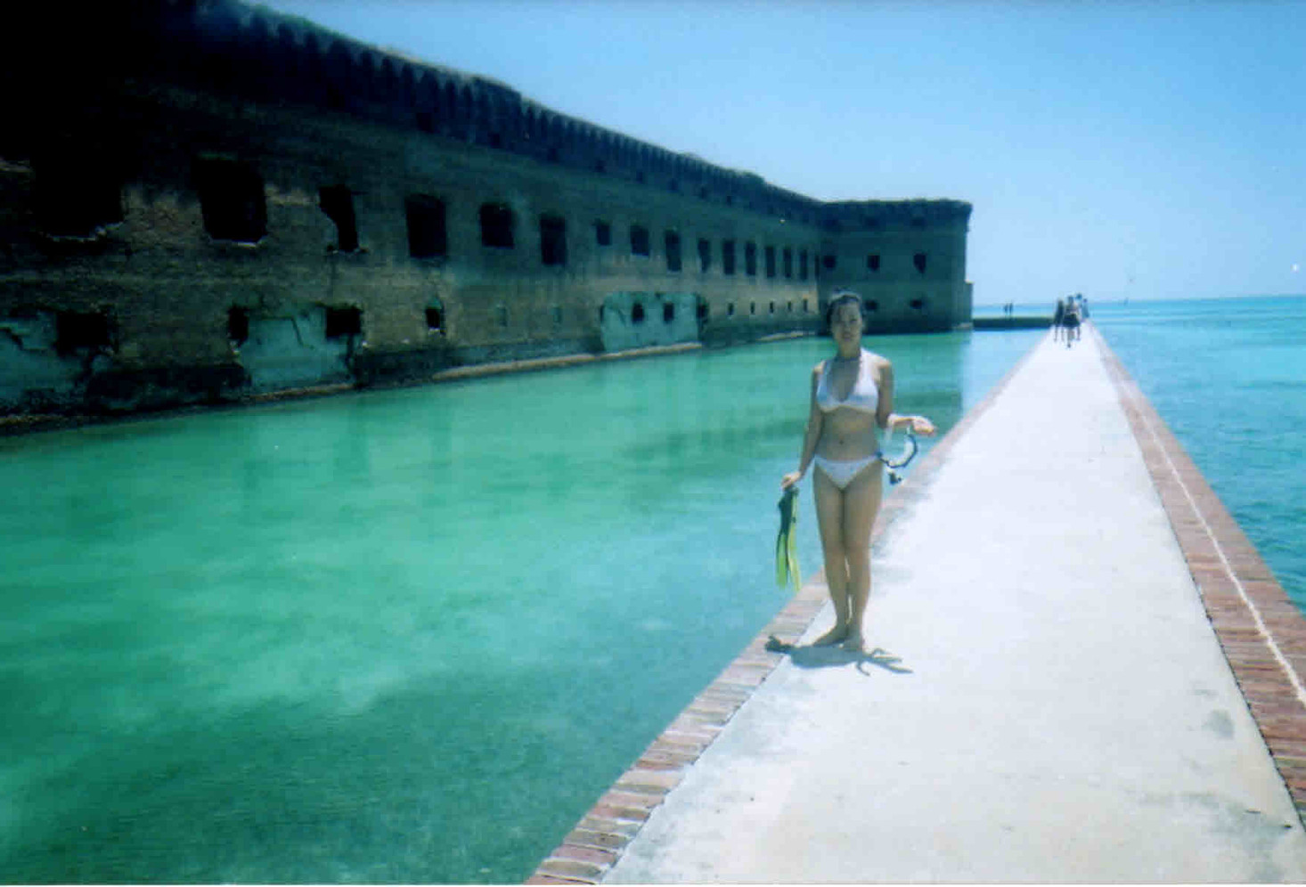 Day 1: Dry Tortugas National Park
