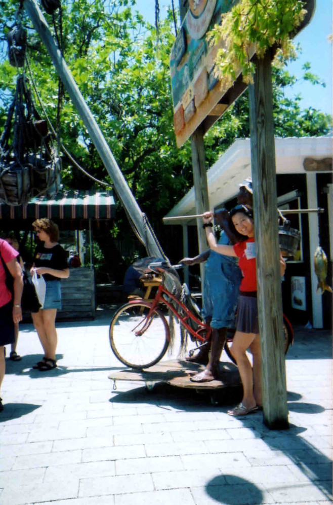 Day 2:  Towns of Keywest