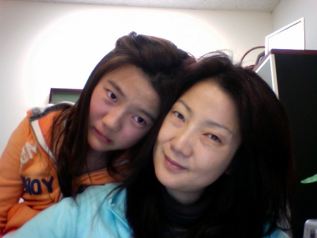 at My Office with Taylor on Feb. 21, 2011
