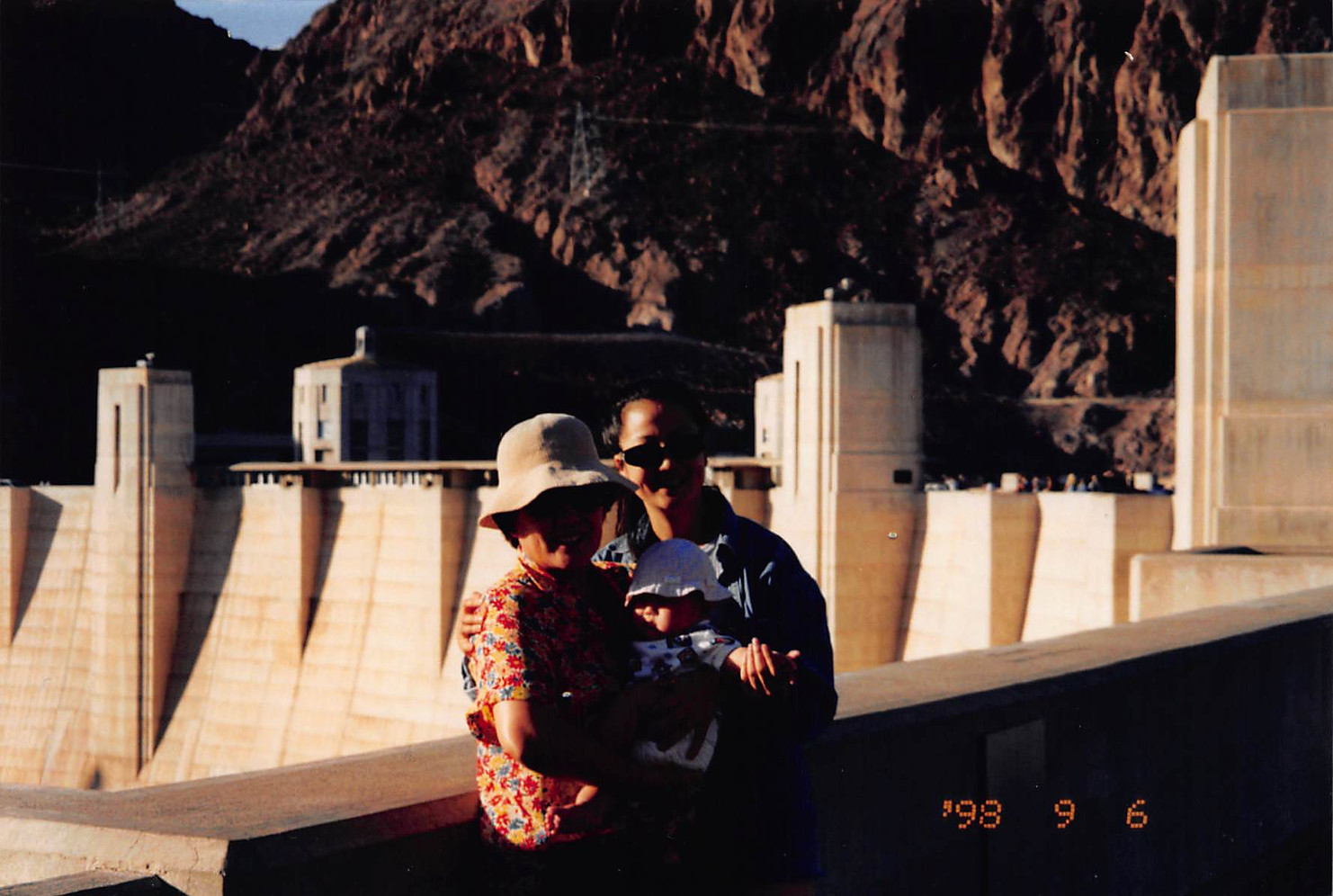 1998-Sept-7-at Hoover Dam
