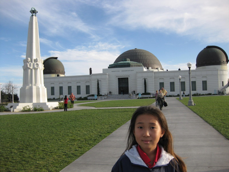 March 3, 2009 at Griffith Observatory