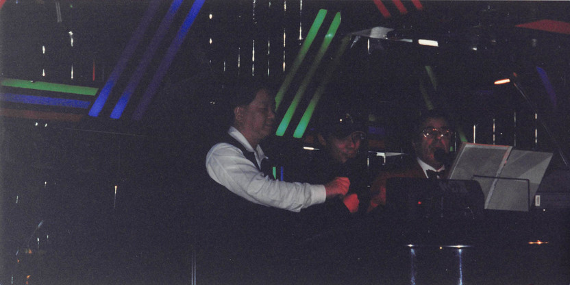 1999-Fall-Club after Company Dinner