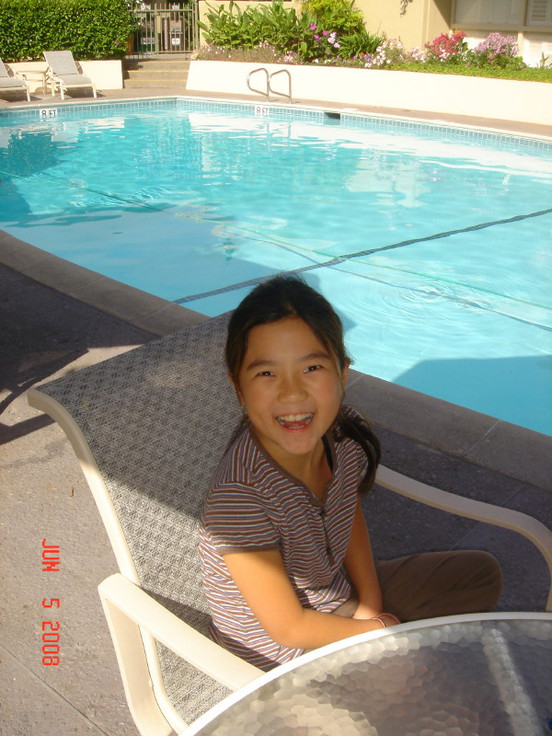 June 5, 2008 at some beautiful hotel