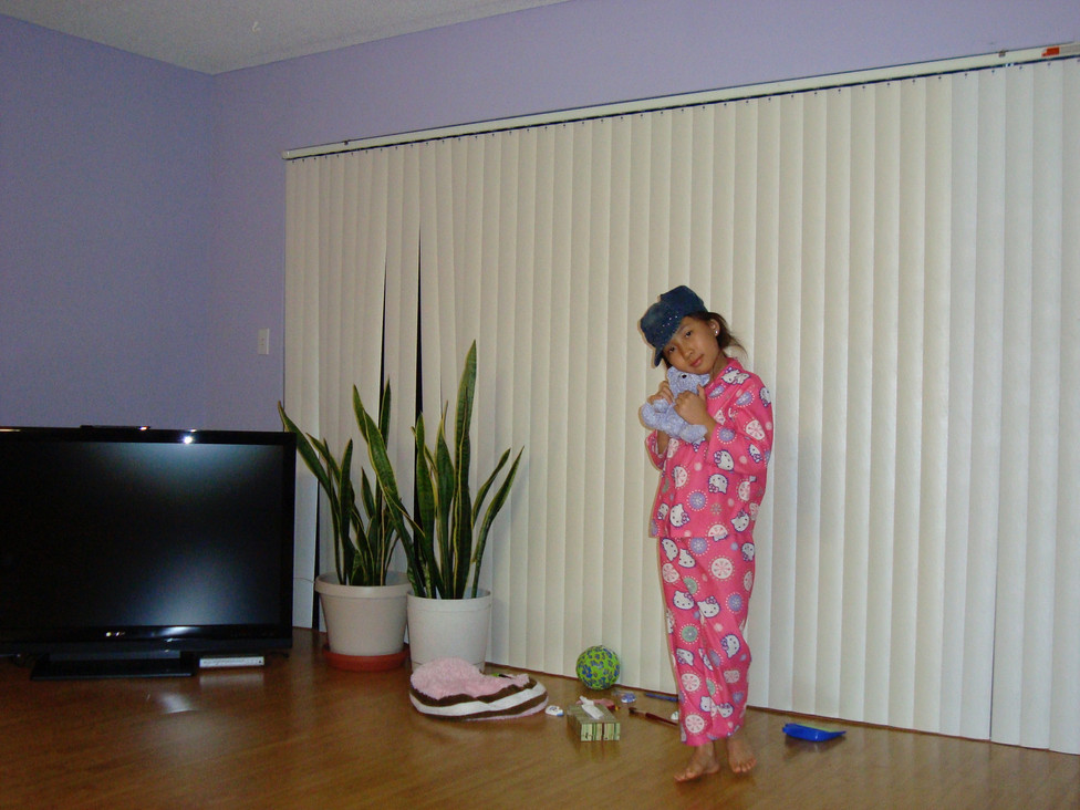 at Home on January 7, 2009