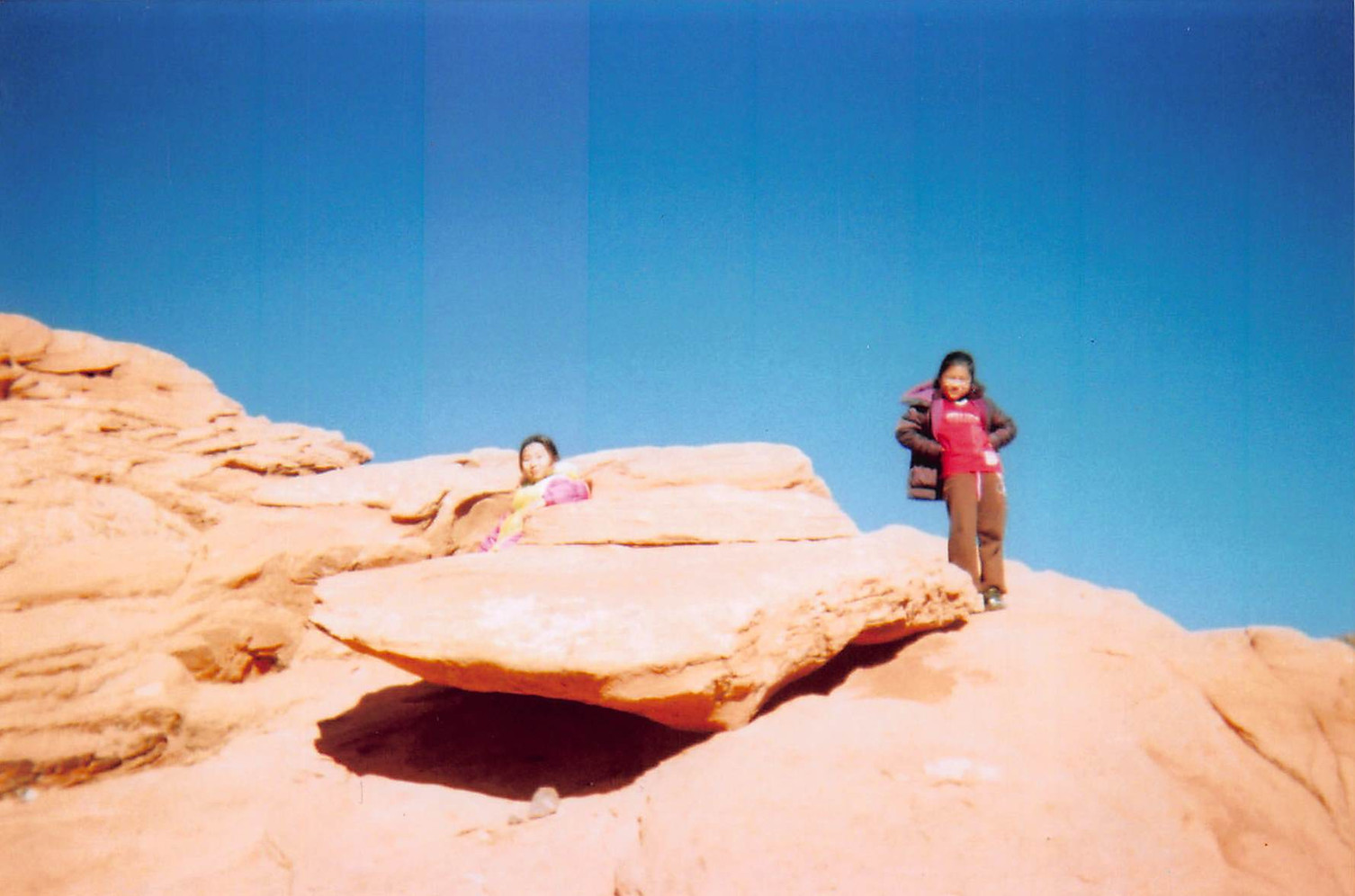 Fall 2008 - Lake Mead National Park