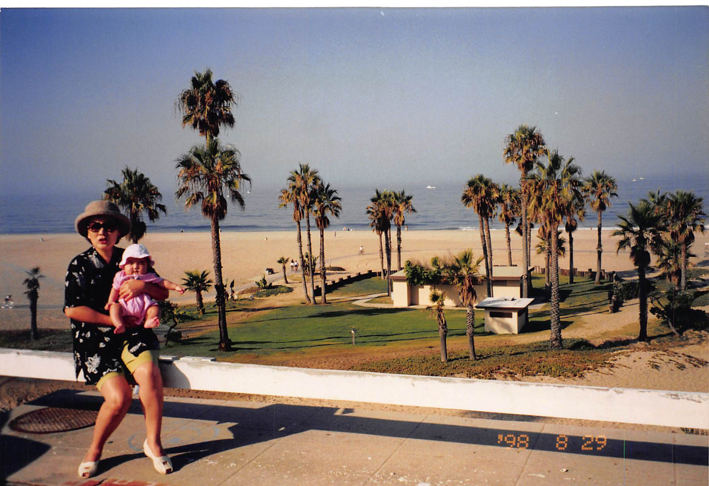 1998-August-29-at Hermosa Beach