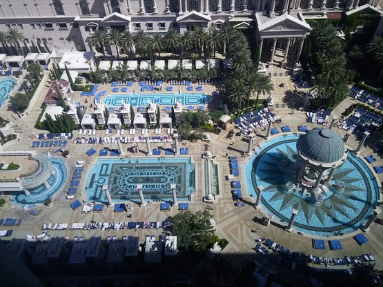 Sept. 3, 2015 - Ceaser's Palace
