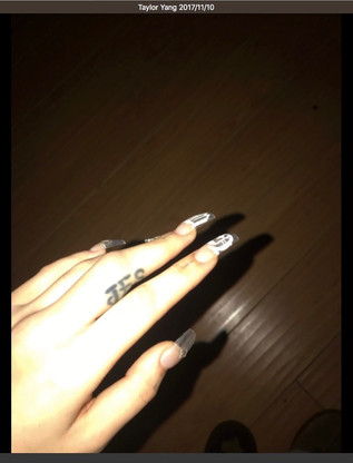 The New Nail Look on November 10, 2017