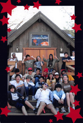 May 2009 - at Astro Camp