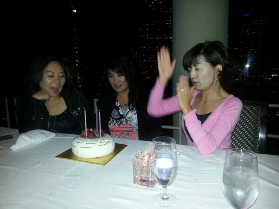 Birthday of Linda unni??? date uncertain