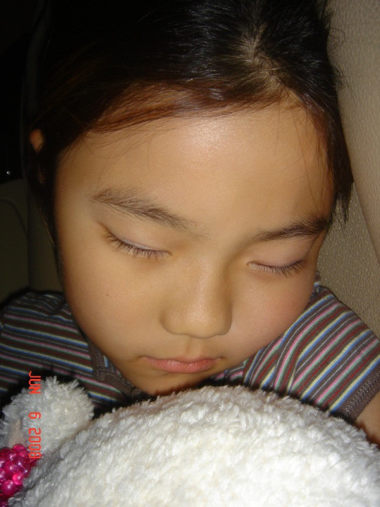 June 6, 2008 after a long day