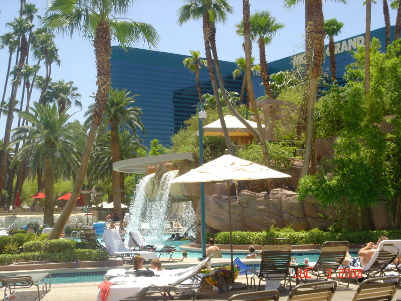 MGM Swimming Site