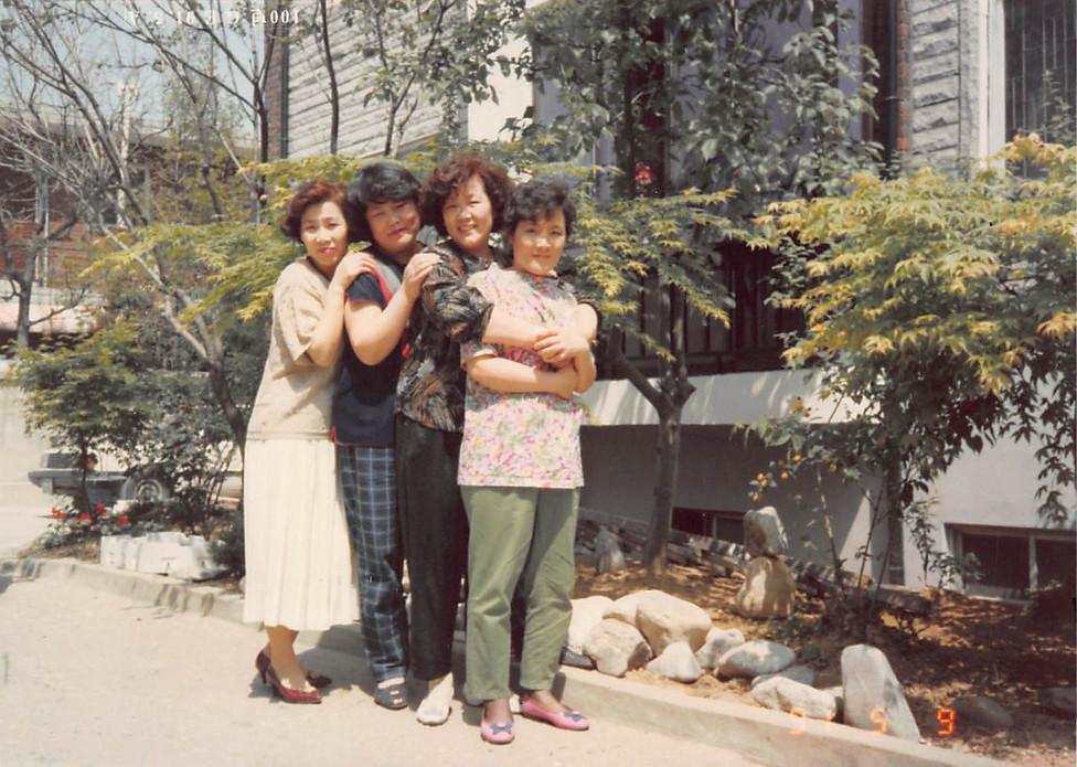 1991년 5월 9일 - 모든 자매가 함께