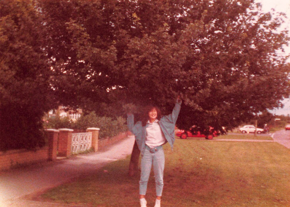 Oxford, England - Summer in 1985